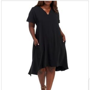 Rachel Rachel Roy plus size women's t-shirt dress